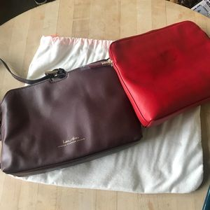 Brand new India Hicks shoulder bag with insert